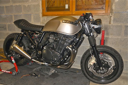 Seven Fifthy Cafe Racer