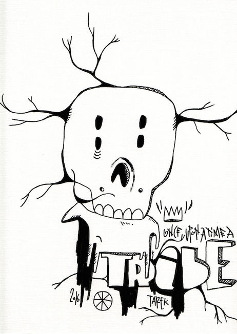 Derniers dessins de Tarek   The art of Tarek   Scoop.it