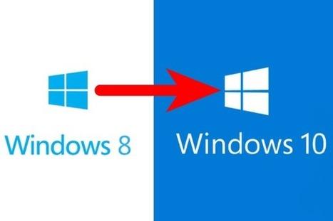 Αναβάθμιση Windows 10 Από 7 και 8.1 χωρίς Κράτηση | Computer4all-of-you | Scoop.it