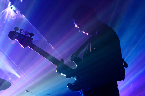 """Video: The xx were great on Fallon performing """"Chained"""" 
