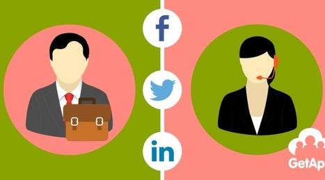 Faut-il isoler votre service client sur les réseaux sociaux ?   Réseaux sociaux et Curation   Scoop.it