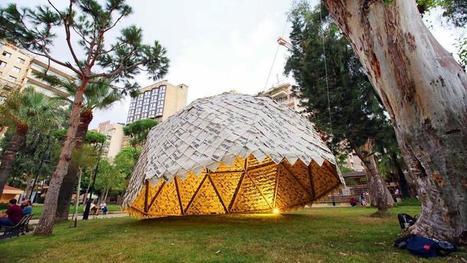 À Beyrouth, l'art contemporain pour tous   Curiosités planétaires   Scoop.it