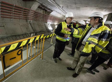 La línia 9 del metro necessita 1.150 milions per completar-se   #territori   Scoop.it
