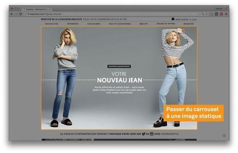 Créez une homepage ecommerce incroyablement efficace avec ces 8 conseils | Agence Profileo : 100% e-commerce Prestashop | Scoop.it