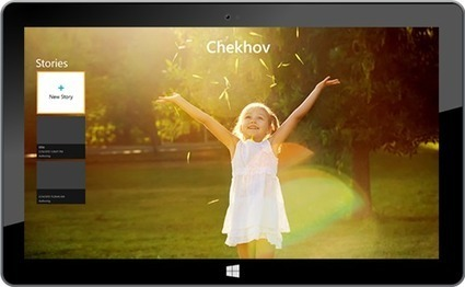 Chekhov - Create and record an Ebook | elearning | Scoop.it