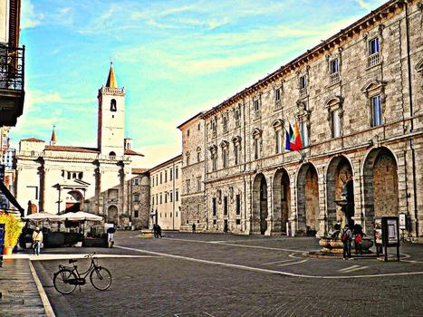 "Ascoli Piceno - Visit to a ""Città d'Arte""   Hideaway Le Marche   Scoop.it"