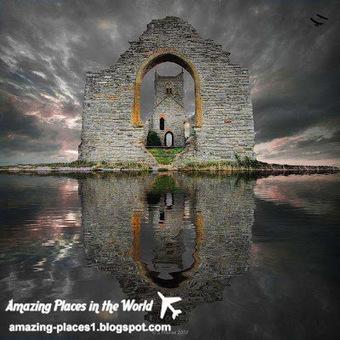 Amazing Places: 36 Stunning abandoned places im