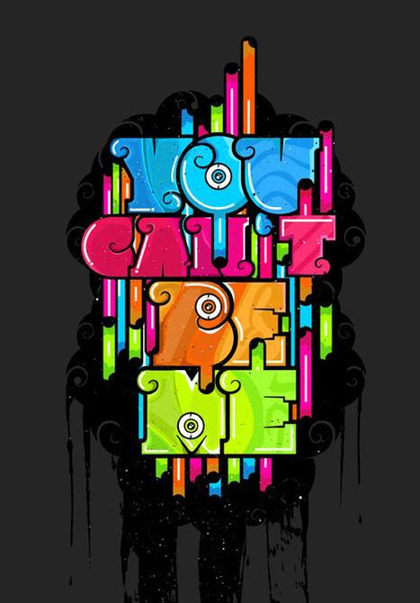 Creative Typography Poster Designs