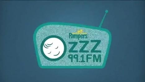 Une radio pour faire dormir bébé ! | Autour de la puériculture, des parents et leurs bébés | Scoop.it