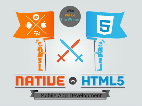 A never-ending debate of HTML5 and Native Mobile App Development - WhaTech (blog) | Web mobile applications | Scoop.it
