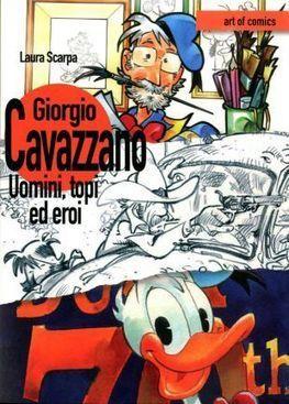 Non solo Disney: intervista a Giorgio Cavazzano - Lo Spazio Bianco | DailyComics | Scoop.it