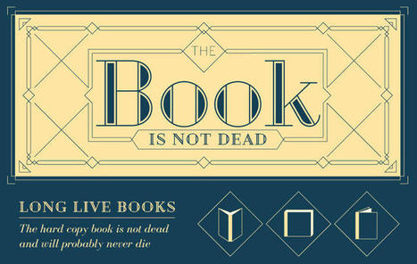 Infographic: Print Books Are Far From Dead | Media | Scoop.it