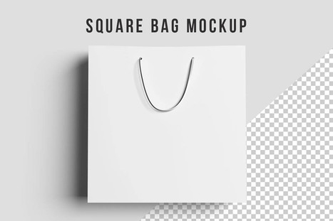 Dealjumbo.com — Discounted design bundles with extended license! | Square Shopping Bag Mockups | Freakinthecage Webdesign Lesetips | Scoop.it