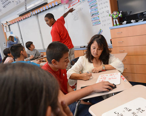 Unorthodox math lessons add up to real gains at Dana Middle School in Hawthorne | dailybreeze.com | :: The 4th Era :: | Scoop.it