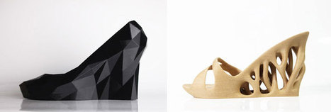 Prêt-à-Porter 3D Printed Shoes - 3D Printing Industry | 3D and 4D PRINTING | Scoop.it