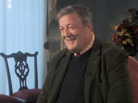 Stephen Fry explains what he would say if he was 'confronted by God' | Atheism Today | Scoop.it