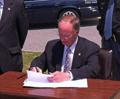 Bentley details executive orders on law enforcement efficiency - WALA-TV FOX10 | Police Problems and Policy | Scoop.it