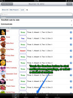 """""""Let the iPad choose.  It's the fair way."""" – Random teams & groupings inPE 
