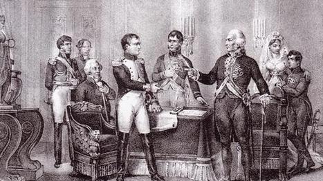 El infame rey español que traicionó a su pueblo y pidió ser hijo adoptivo de Napoleón | | LA VOZ NEWS | Enseñar Geografía e Historia en Secundaria | Scoop.it