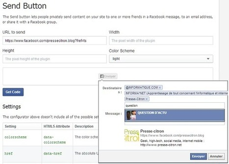 Tutoriel : partager massivement un lien sur Facebook | Digital Marketing Exposed | Scoop.it