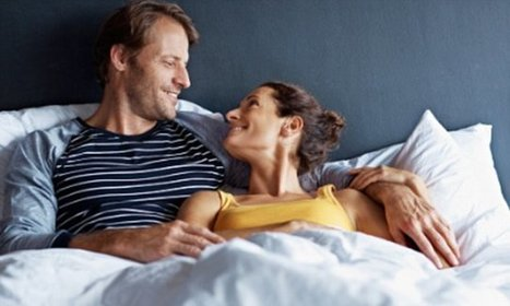 Pillow talk could save your marriage and boost your health | Kickin' Kickers | Scoop.it