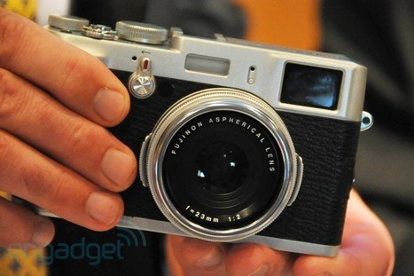 Fujifilm resumes production on X100 cameras, new-age vintage is rolling again   All Geeks   Scoop.it