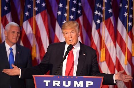Donald Trump au pouvoir : America First, climate last | Planete DDurable | Scoop.it