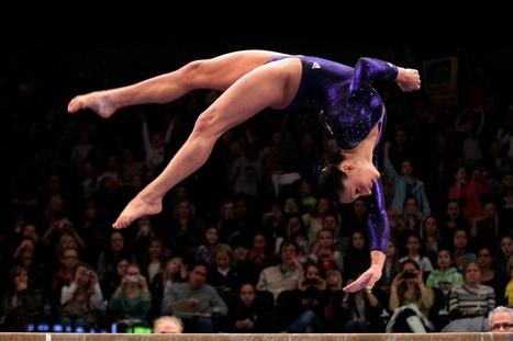 Jordan Wieber- USA Gymnastics | London Olympics 2012 Pictures and Info | Scoop.it