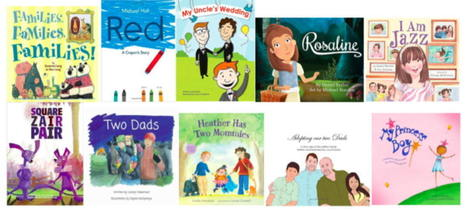 25 LGBT-Themed Children's Books to Celebrate Pride Month | LGBT Times | Scoop.it