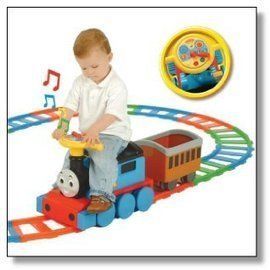 ride on train with track for toddlers best christmas presents ideas for kids 2014