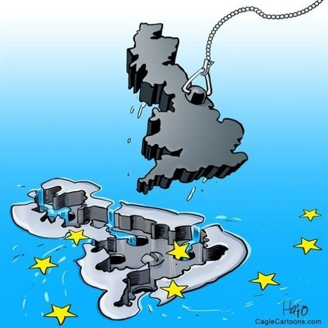 Brexit: Reaction and the Aftermath | Human Geography is Everything! | Scoop.it