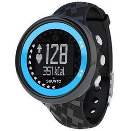 64cf176718b Suunto M4 Heart Rate Monitor Watch - Women - Black Turquise - Clamshell  package SS015702000