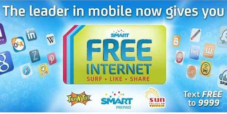 Smart Free Internet: Steps on How to Register? And, More Details   TechConnectPH News   Scoop.it