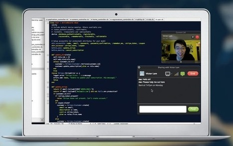 Startup Spotlight: Codementor offers real-time, screen-sharing coding support ... - GeekWire | Web Literacy | Scoop.it