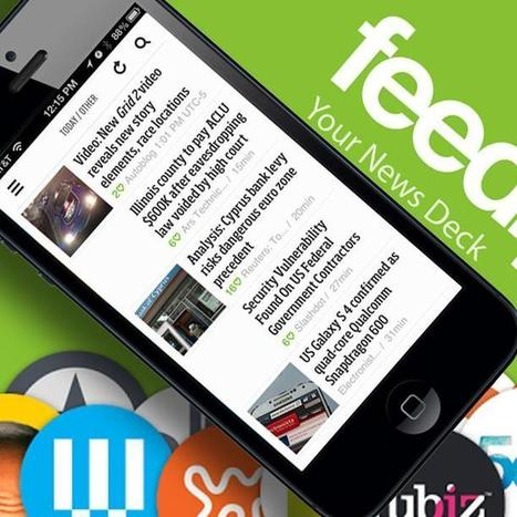 Dump Google Reader for Feedly, All the Cool Kids Are Doing It | Social Media, SEO, Mobile, Digital Marketing | Scoop.it