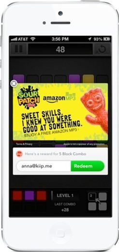 Sour Patch Kids strengthens mobile presence with new pilot effort - Mobile Marketer - Advertising | IDEA | HAVAS | Scoop.it