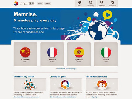 #10 Handy Websites for Language Learners | Aryel Lanes | Technologies in ELT | Scoop.it