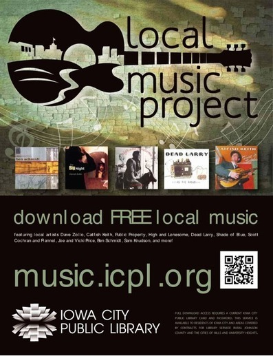Our Favorite Things: Musical Libraries | Library as Incubator Project | Libraries & Librarians | Scoop.it