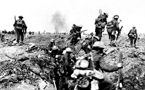 £6m for First World War centenary projects - Telegraph | British Genealogy | Scoop.it