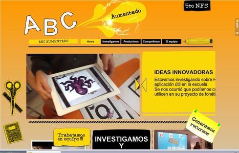 ABC AUMENTADO | Bitácora de una profesora digital | Scoop.it