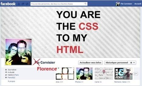 Terminé les pseudos et surnoms sur Facebook | Les news du Web | Scoop.it