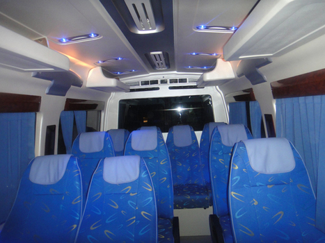 Tempo Traveller Hire In Gujarat To Outstation Tour