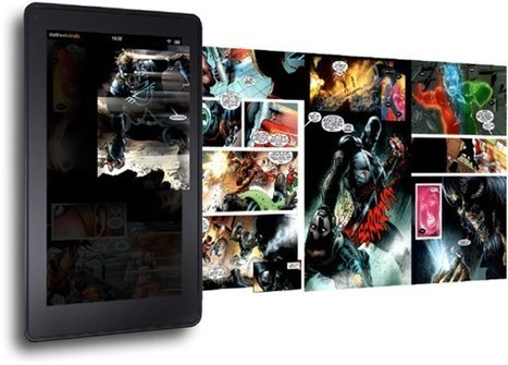 The 15 Best Free Comics on the Kindle Fire - ComicsAlliance | Comic book culture, news, humor, commentary, and reviews | Comic Books | Scoop.it