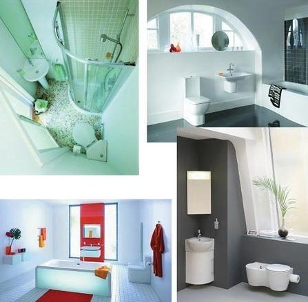 Small Bathrooms | Decorating Bathroom | Scoop.it