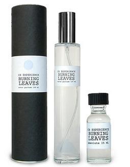 Burning Leaves Water Perfume by CB I Hate Perfume | Halloween | Scoop.it