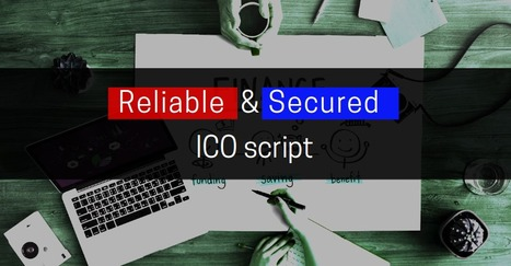 Best ICO script to launch your ICO website? | E
