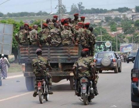 # PANAFRICOM/<br/>CONFIDENTIEL AFRIQUE :<br/>UN SOLDAT MUTIN TUE PAR LA GARDE REPUBLICAINE EN COTE D'IVOIRE | AFRIQUE MEDIA TV | Scoop.it