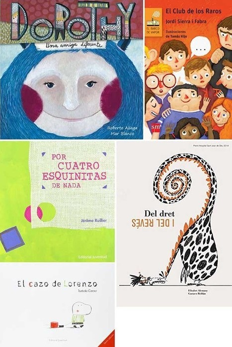 40 libros sobre valores y acoso escolar | Bibliotequesescolars | Scoop.it