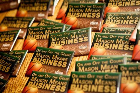 Mason Means Business Alumni Happy Hour & Basketball Game | #MasonBizAlum | Scoop.it