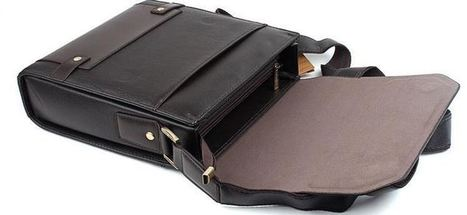 Leather iPad case with shoulder strap | Apple iPhone and iPad news | Scoop.it